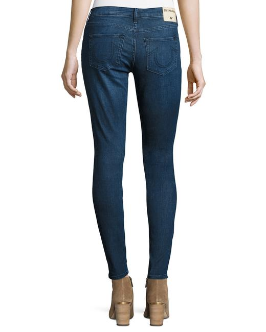 True Religion Super Ripped Knees Skinny Jeans Image 10