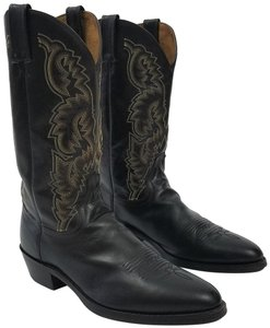 Dan Post Boots Ships In 24 Hours Cowboy Western Dark Brown Boots