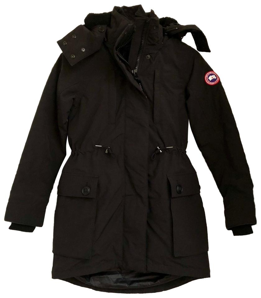 Canada Goose Black Women s Perley 3-in-1 Down Parka In Us X-small ... afd107ff0