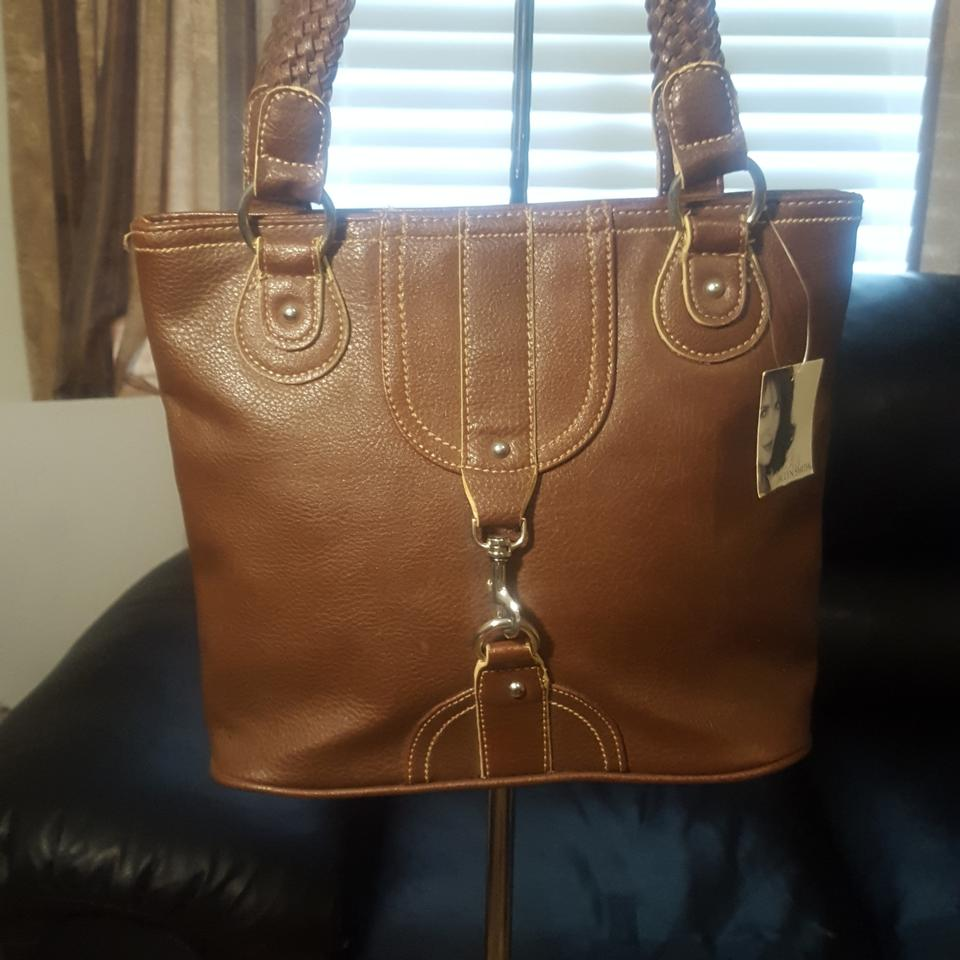 51755570d0 Jaclyn Smith Women s Brown Tote - Tradesy