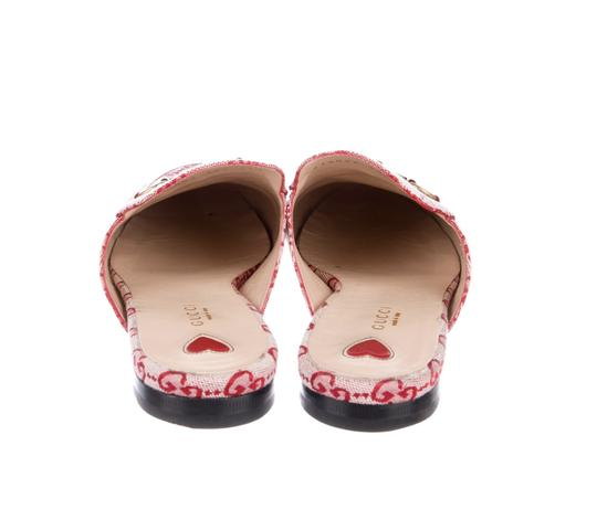 Gucci Princetown Marmont Slides Loafers red Mules Image 1