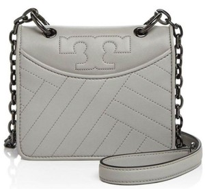 ddf9d331af9 Grey Tory Burch Cross Body Bags - Up to 90% off at Tradesy