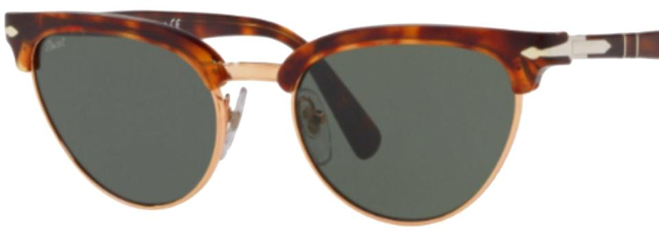 a0bb88418f Persol Brown Po3198s Tailoring Edition Cat Eye Sunglasses - Tradesy