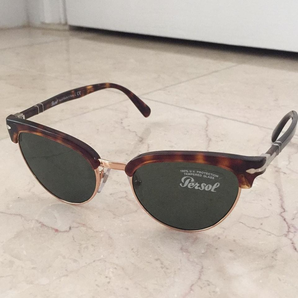 8ea9ecb63a Persol PO3198S Tailoring Edition cat eye sunglasses Image 8. 123456789