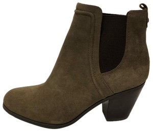 cb0feaefcff93 Green Sam Edelman Boots   Booties - Up to 90% off at Tradesy