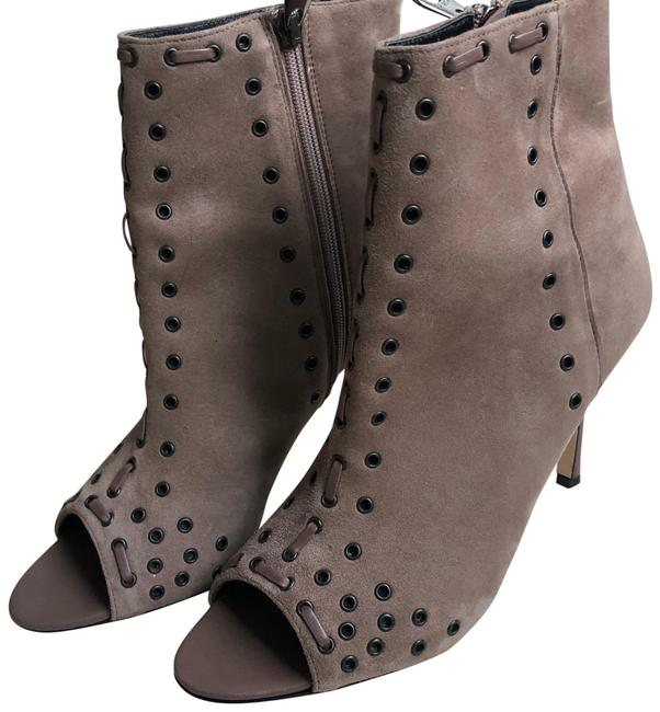 Claudia Ciuti Taupe Avril Boots/Booties Size US 8.5 Regular (M, B) Claudia Ciuti Taupe Avril Boots/Booties Size US 8.5 Regular (M, B) Image 1