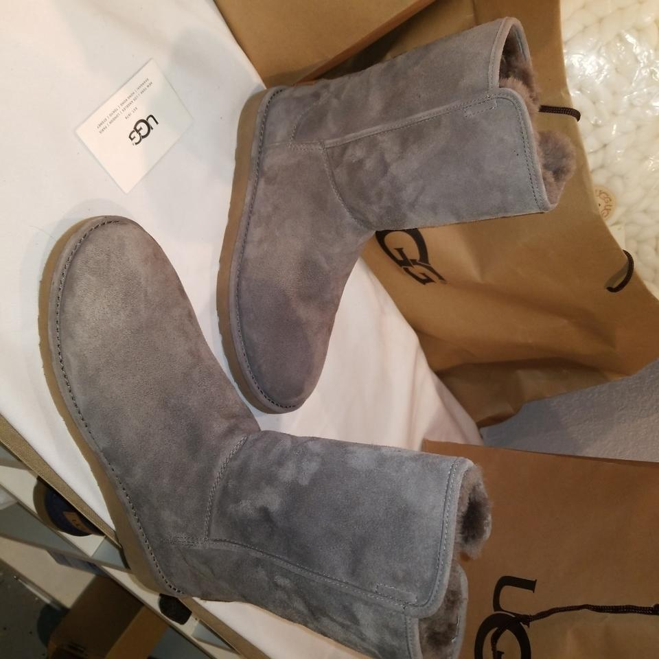 e181cee00ae UGG Australia Gray W Abree Short Ii Water Resistant Boots/Booties Size US 8  Regular (M, B) 33% off retail