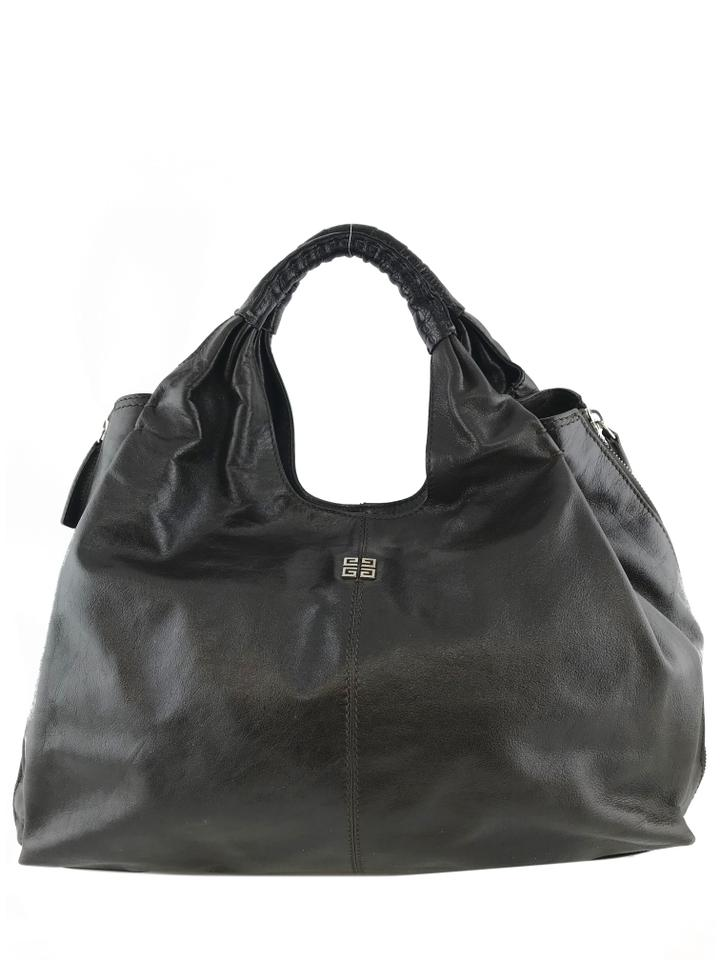 61d671804a8e Givenchy Elschia Billy Sac Brown Leather Hobo Bag - Tradesy