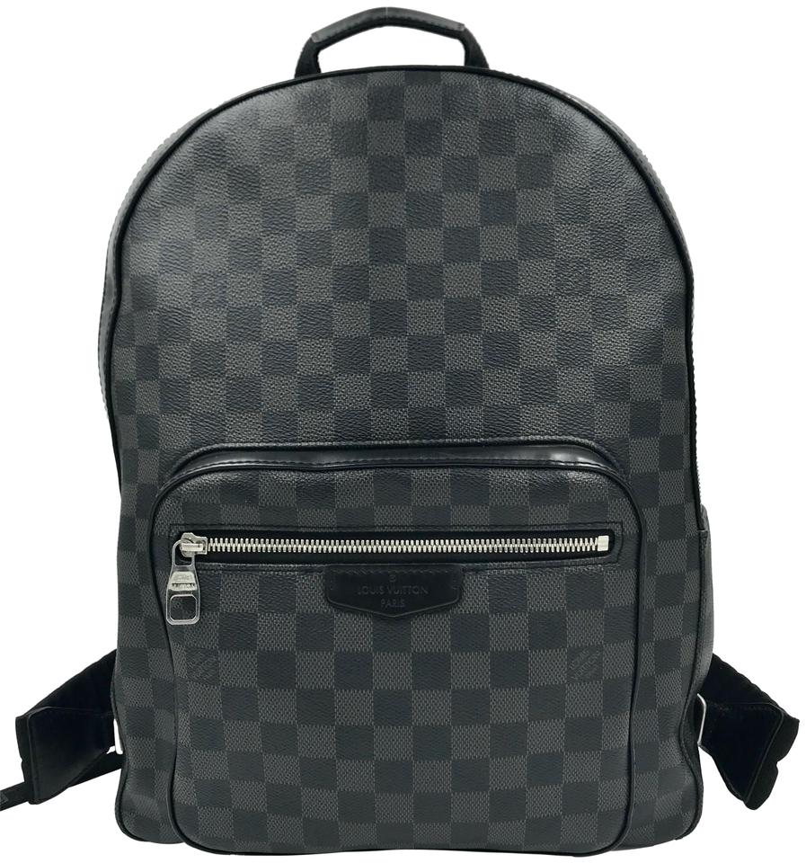 Louis Vuitton Damier Graphite Canvas Backpack - Tradesy ec67ae0380