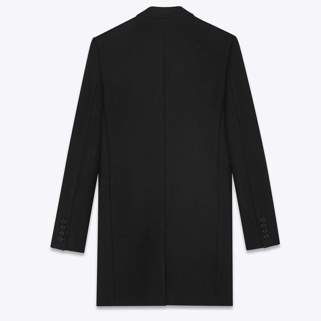 Saint Laurent Pea Coat Image 1