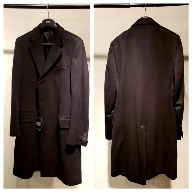 Saint Laurent Pea Coat Image 2