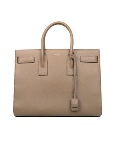 b5553bfdc714 Saint Laurent Sac De Jour Beige Bags - Up to 70% off at Tradesy