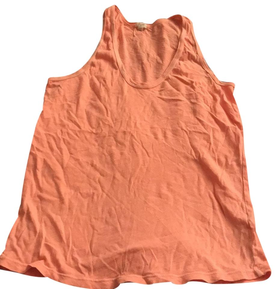 3720414ea7bc31 J.Crew Orange Neon Organ Do Sorbet Colored Tank Top Cami. Size  4 (S) Item  ...