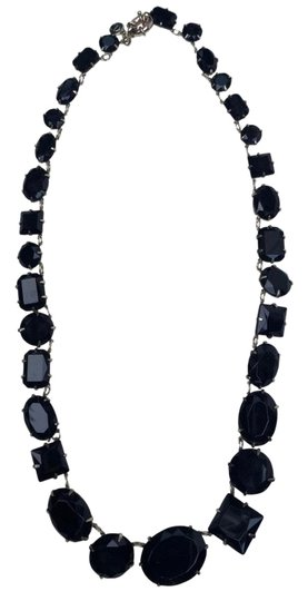 Preload https://img-static.tradesy.com/item/24892683/etienne-aigner-onyx-new-crystal-glass-statement-necklace-0-2-540-540.jpg