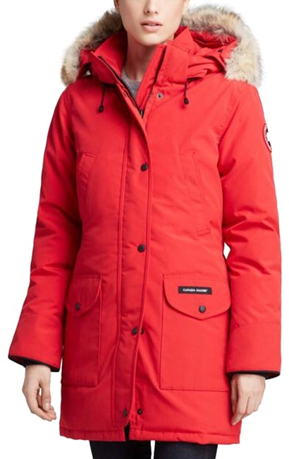 Item - Red Trillium Down Parka Coat Size 12 (L)