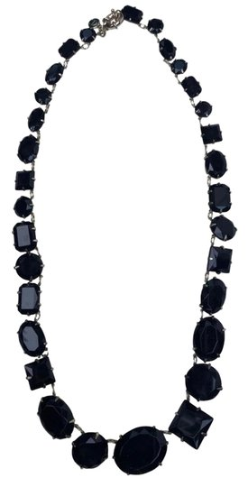 Preload https://img-static.tradesy.com/item/24892699/etienne-aigner-onyx-new-crystal-glass-statement-necklace-0-1-540-540.jpg