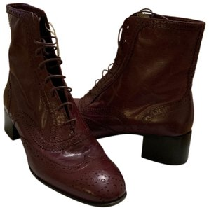 Marc Jacobs Wine Boots
