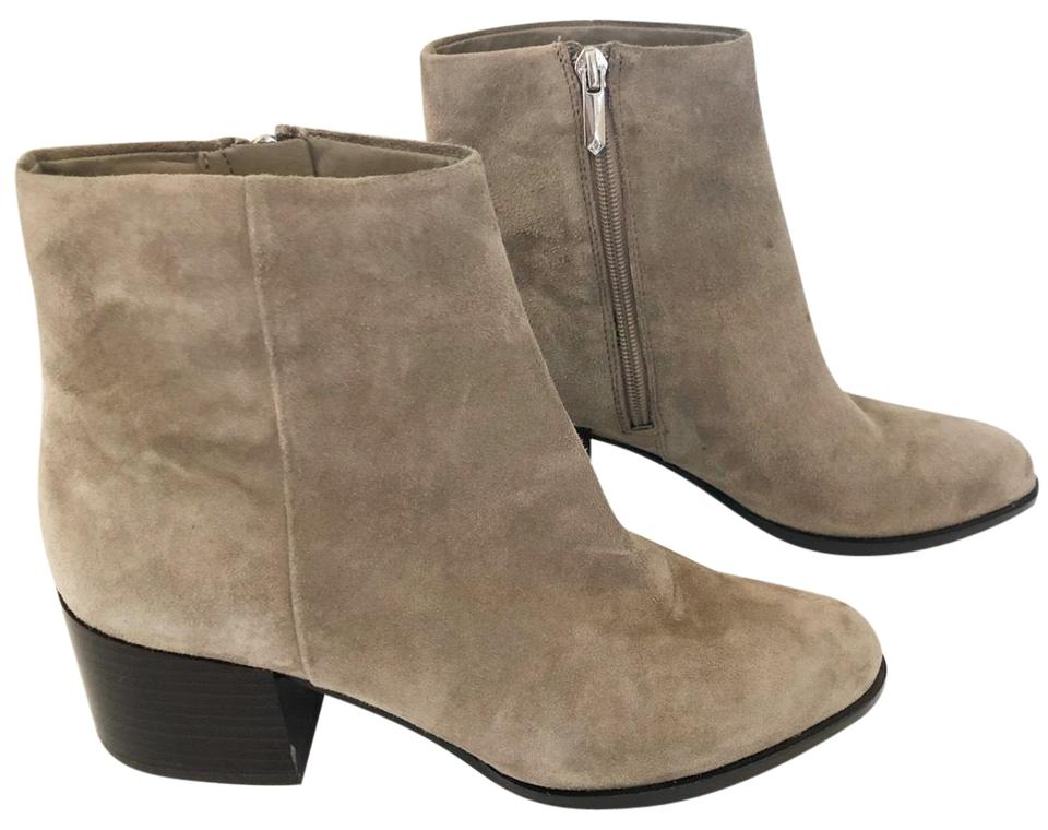 797a8960b Sam Edelman Putty Joey Suede Ankle Boots Booties Size US 8.5 Regular ...