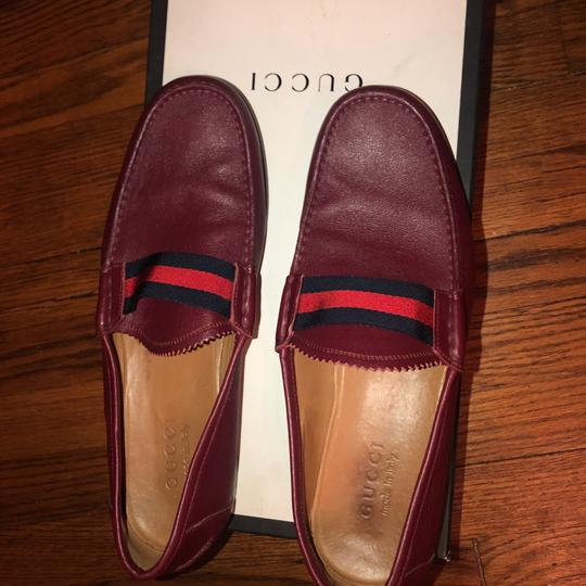 Gucci red Flats Image 10
