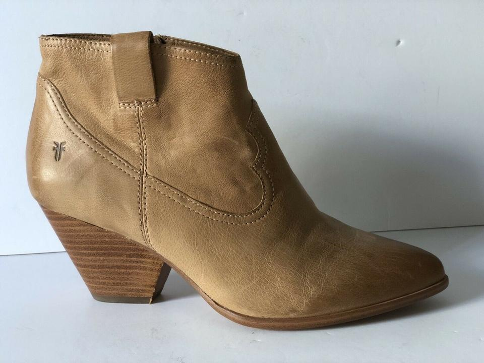 eda22005824 Frye Sand Womens Reina Leather Ankle 9-m Boots/Booties Size US 9 Regular  (M, B) 68% off retail