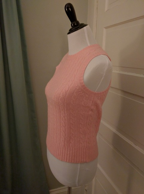 J.Crew Shell Vest Sweater Image 3