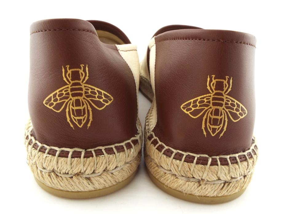 857fa3ce3f8 Gucci Collapsible-heel Logo-print Canvas Espadrilles Slip-ons 14us Uk13  Shoes. 1234567891011