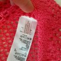 Tommy Bahama Swim Coverup Crochet Knit Embroidered Image 6