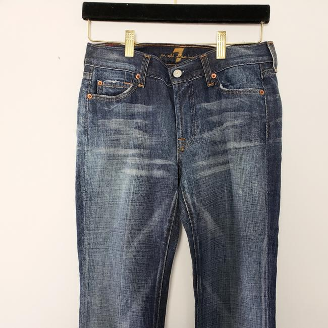 7 For All Mankind Flare Leg Jeans-Medium Wash Image 0
