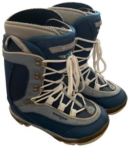SIMS Revolver Snowboard Boots Blue Boots