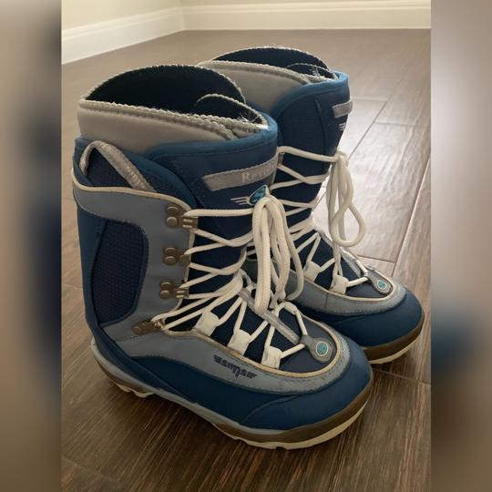 SIMS Revolver Snowboard Boots Blue Boots Image 1