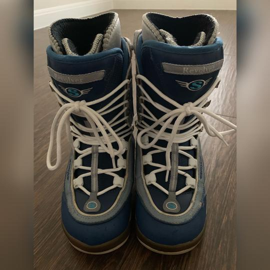 SIMS Revolver Snowboard Boots Blue Boots Image 2