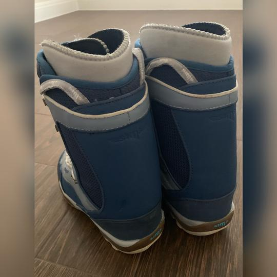 SIMS Revolver Snowboard Boots Blue Boots Image 4
