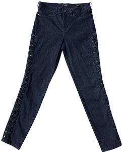 Guess #lace #stretch Skinny Jeans-Dark Rinse