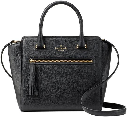 Preload https://img-static.tradesy.com/item/24893858/kate-spade-chester-street-small-allyn-black-pebbled-leather-tote-0-1-540-540.jpg