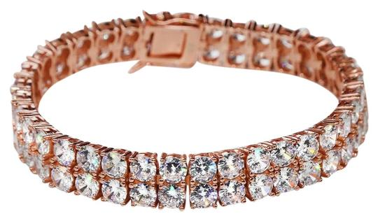 Preload https://img-static.tradesy.com/item/24893882/10mm-thick-two-row-tennis-rose-gold-solid-925-silver-6-9-5mm-bracelet-0-2-540-540.jpg