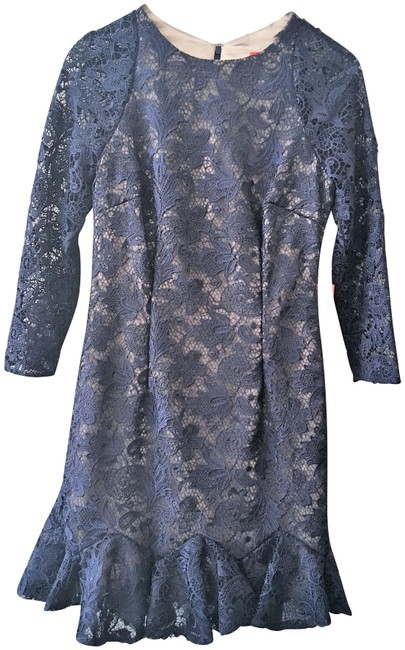 Preload https://img-static.tradesy.com/item/24893991/monique-lhuillier-dark-blue-lace-mid-length-formal-dress-size-6-s-0-2-650-650.jpg