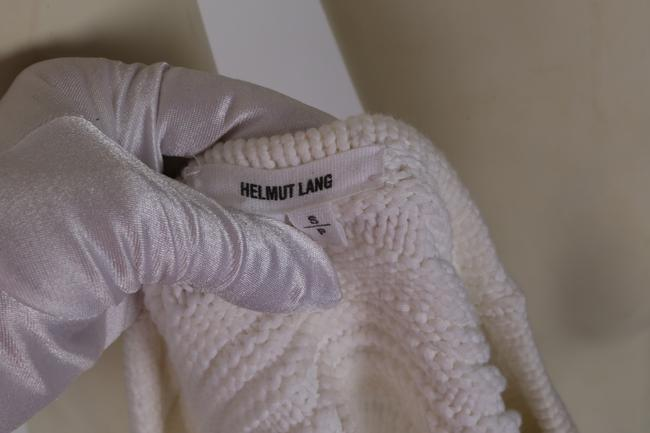 Helmut Lang Casual Crop Sweater Image 11