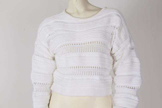 Helmut Lang Casual Crop Sweater Image 2