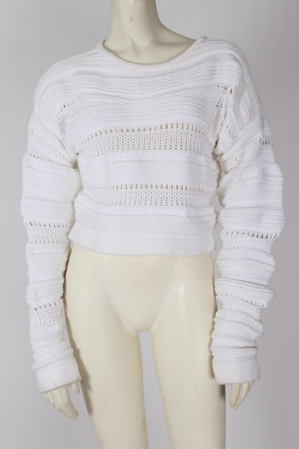 Helmut Lang Casual Crop Sweater Image 3