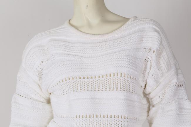 Helmut Lang Casual Crop Sweater Image 4