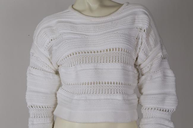 Helmut Lang Casual Crop Sweater Image 5