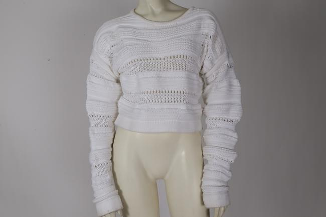 Helmut Lang Casual Crop Sweater Image 6