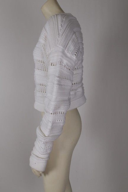 Helmut Lang Casual Crop Sweater Image 7