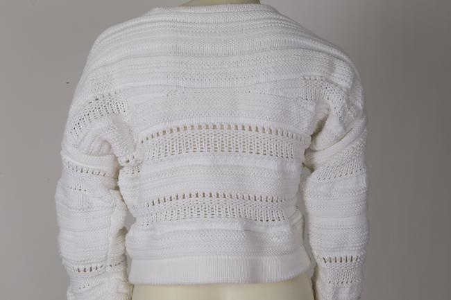 Helmut Lang Casual Crop Sweater Image 8