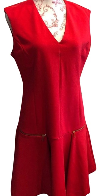 Preload https://img-static.tradesy.com/item/24894075/michael-kors-red-zip-pocket-fit-and-flare-mid-length-night-out-dress-size-10-m-0-1-650-650.jpg