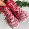 Under Armour Red/White Athletic Image 5