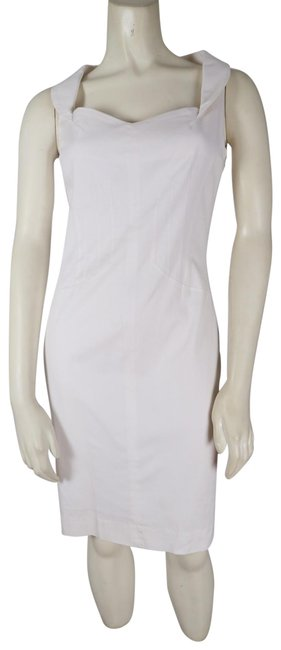Preload https://img-static.tradesy.com/item/24894109/dolce-and-gabbana-white-d-and-g-sleeveless-mid-length-short-casual-dress-size-2-xs-0-1-650-650.jpg