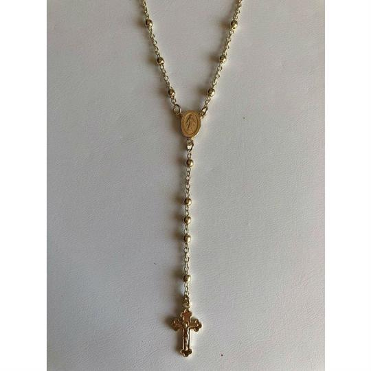 Harlembling Ladies Rosary Beads Necklace 18