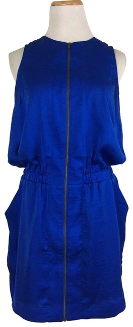 Preload https://img-static.tradesy.com/item/24894323/banana-republic-blue-women-s-full-zip-shimmery-sleeveless-mid-length-night-out-dress-size-4-s-0-1-650-650.jpg
