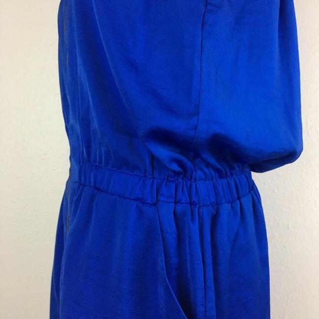 Banana Republic Full Zip Shimmery Sleeveless Dress Image 2